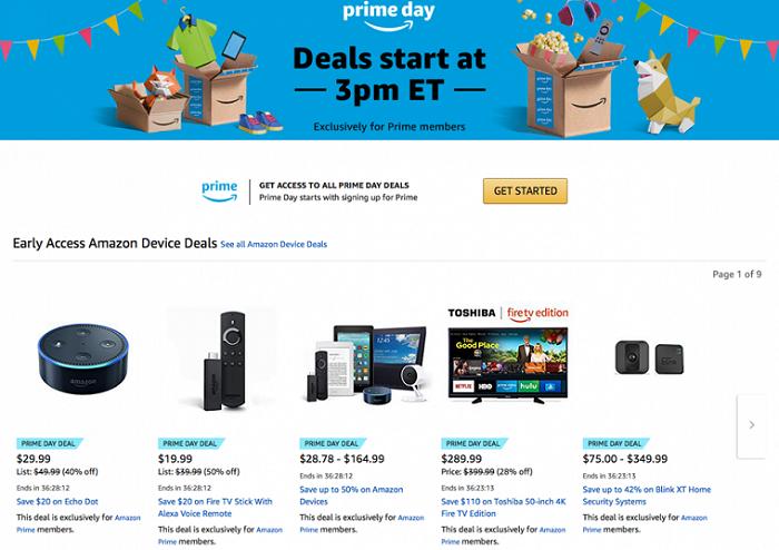 卖家心里苦:Prime Day的16款引荐产品,有15款来自亚马逊自营