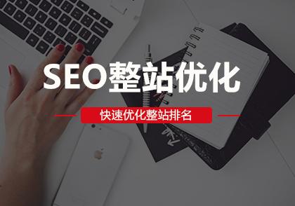 SEO整站优化-深圳快搜科技有限公司
